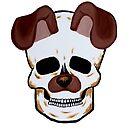Snapchattin' Skull - Puppy Filter by sammyjodesigns