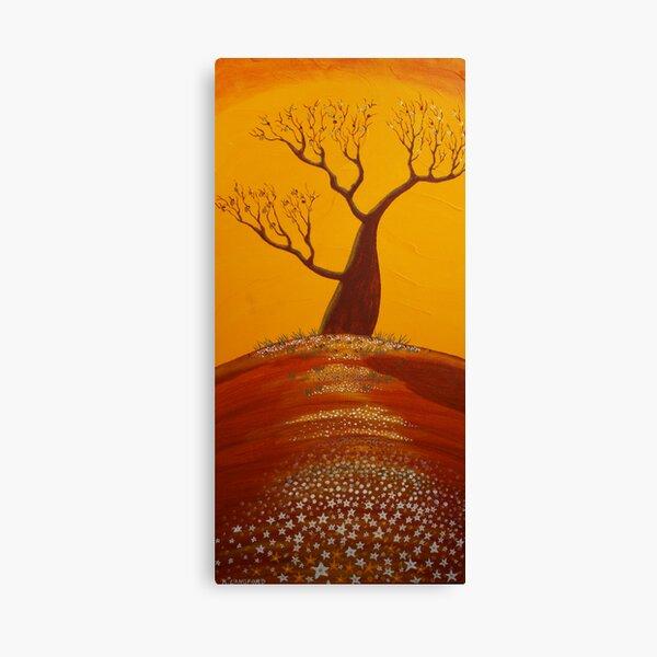 GOLDEN OUTBACK SUMMER (AUSTRALIA) Canvas Print
