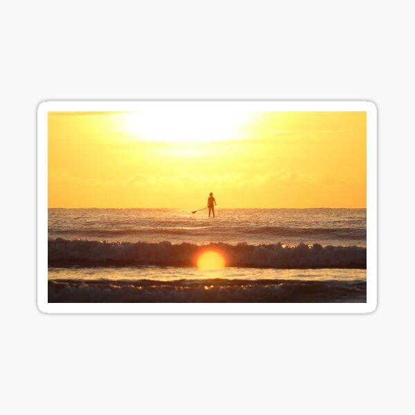 East Coast Sunrise Sticker