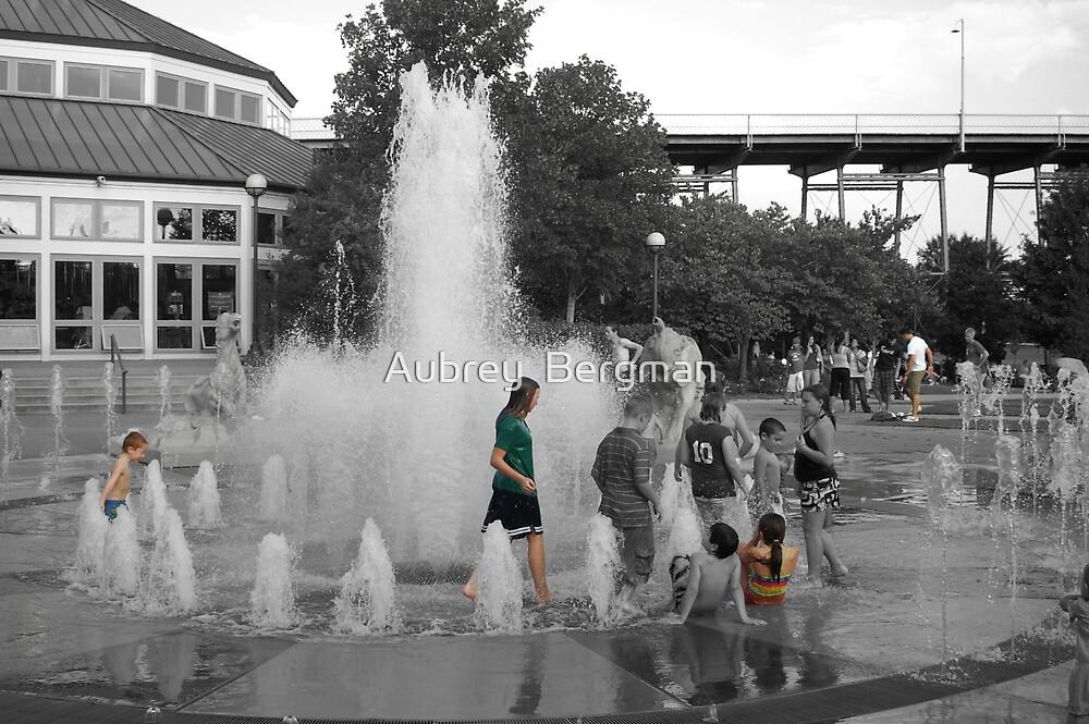 Water Fun by Aubrey  Bergman