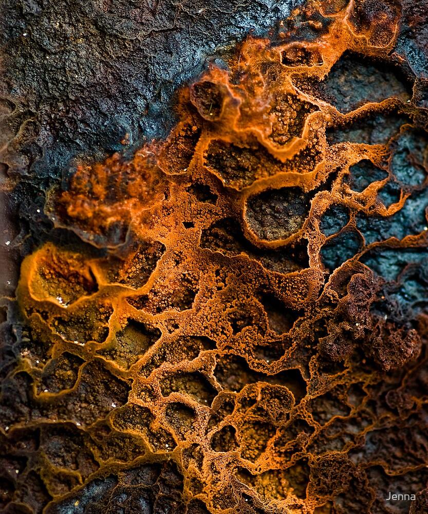 Iron lace 2 by Jenna