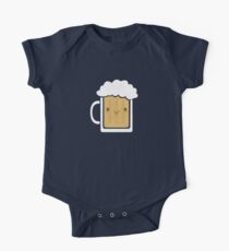 Cool Beer  One Piece - Short Sleeve