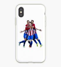 koke atletico madrid iPhone Case