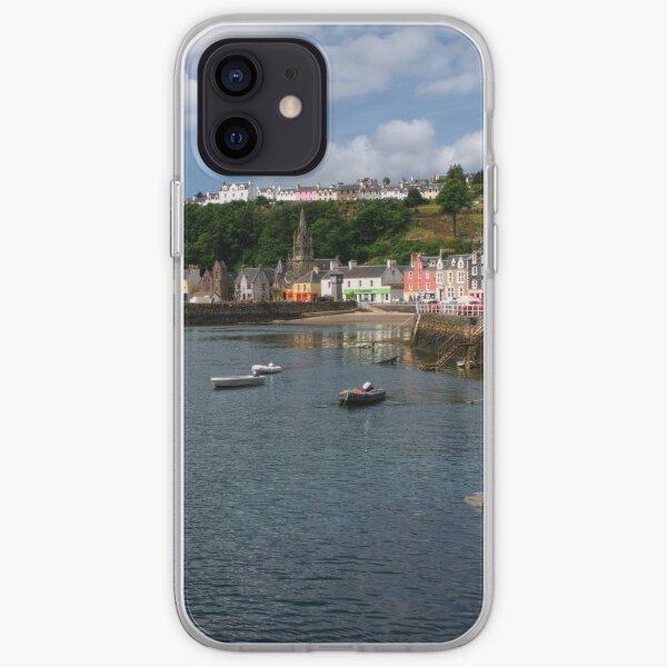Tobermory, Isle of Mull iPhone Soft Case