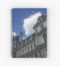 Parisian Stone Spiral Notebook