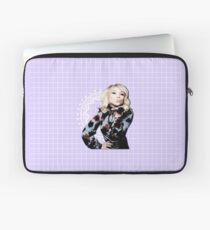 Kirstin Maldonado Pentatonix Purple Laptop Sleeve