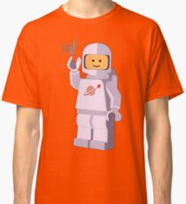 LEGO - Space Astronaut 2017 New Design T-shirt Classic T-Shirt