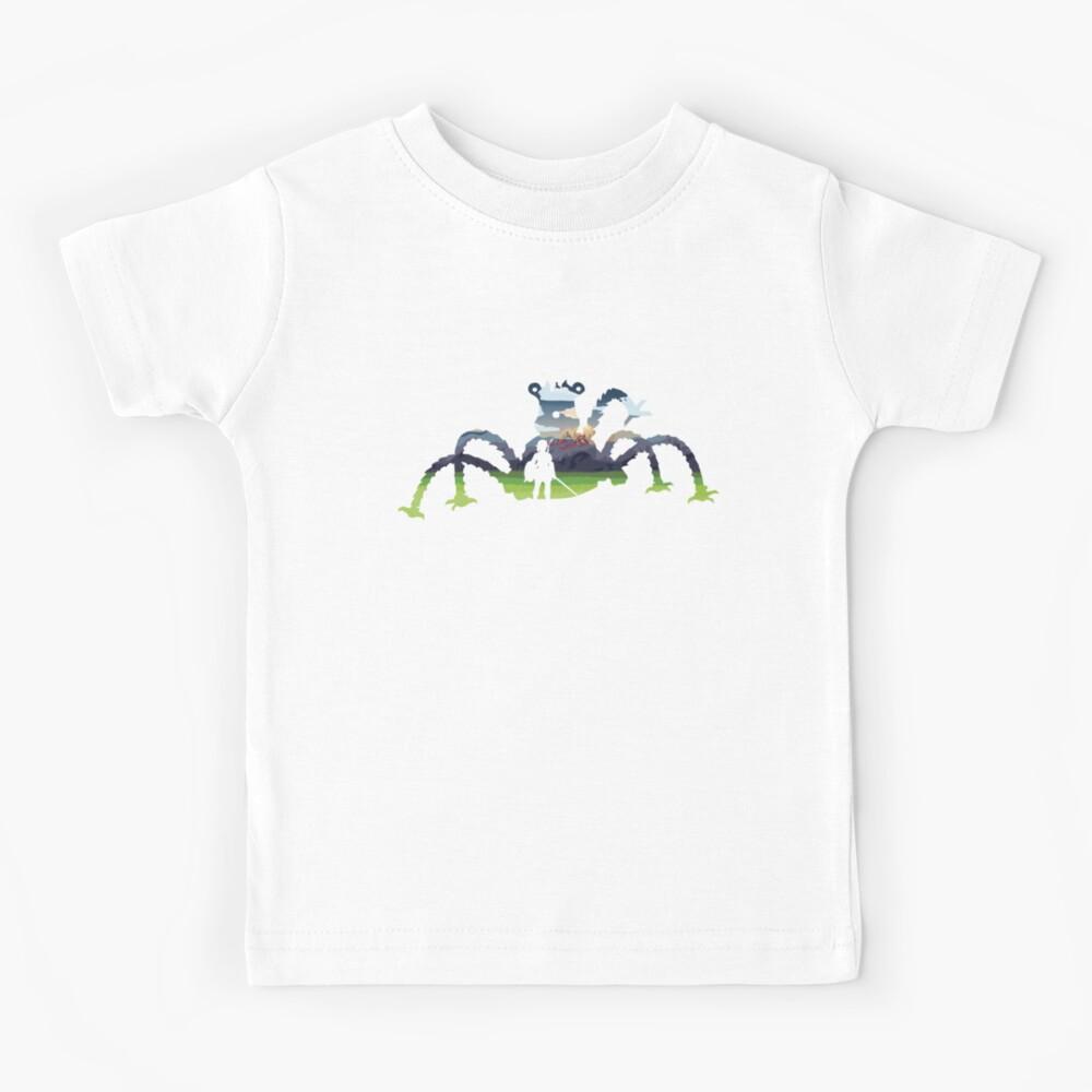 El héroe y el guardián Camiseta para niños