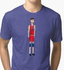 Ghita Tri-blend T-Shirt
