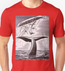 Herman Melville / Moby Dick T-Shirt