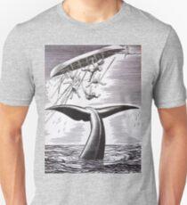 LITERATURE / Hermann Melville / Moby Dick Unisex T-Shirt