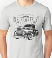 IRWT - Truck Unisex T-Shirt