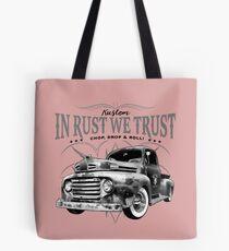 IRWT - Truck Tote Bag