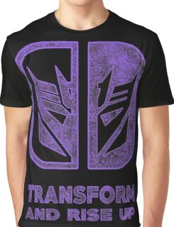 Decepticons switch Graphic T-Shirt