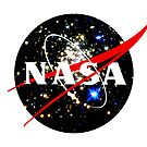 Nasa Meatball Logo - Hubble Space Edition by MarcoD
