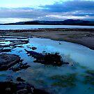 sunset blues by Ashley Ng