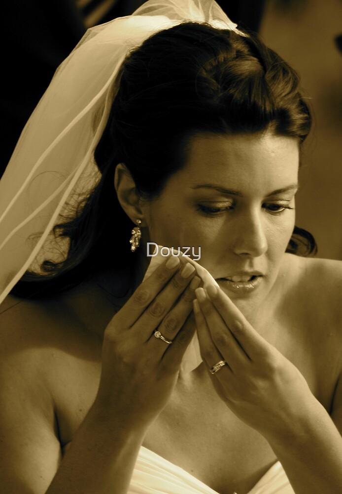 Bridal Tears by Douzy