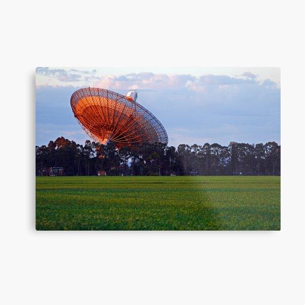 Parkes Observatory Metal Print