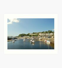 Porthmadog Outer Harbour 3 Art Print