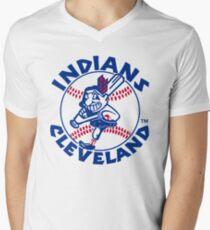 cleveland indians Men's V-Neck T-Shirt