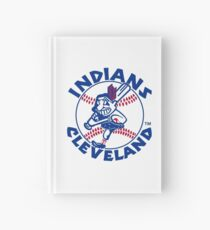 cleveland indians Hardcover Journal
