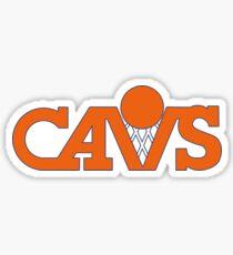 cavs Sticker