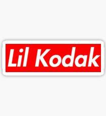 Lil Kodak Sticker