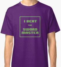 Sword Master T-Shirt Classic T-Shirt