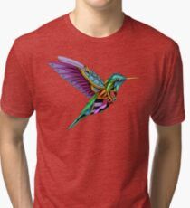 Hummingbird Vol. 2 Tri-blend T-Shirt