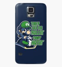 Luigi MK8 - Ridin' Dirty Case/Skin for Samsung Galaxy