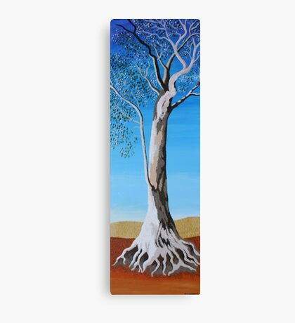 RIVER RED GUM (AUSTRALIAN OUTBACK) Canvas Print