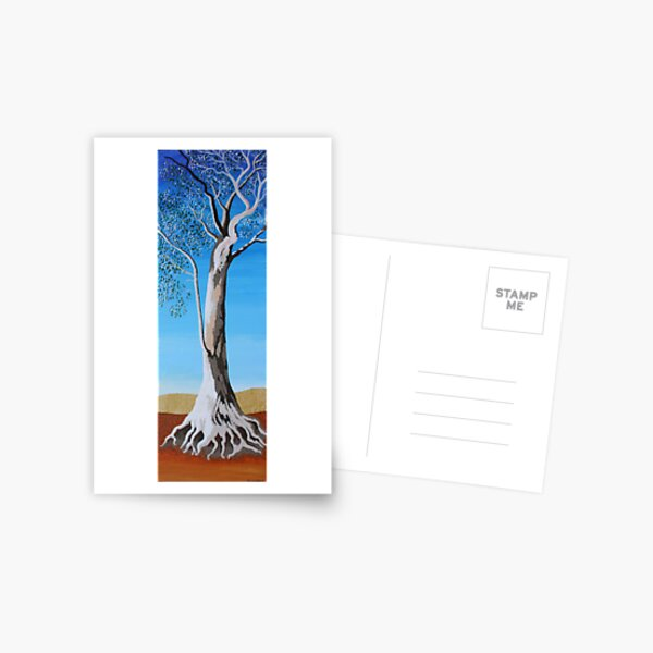 RIVER RED GUM (AUSTRALIAN OUTBACK) Postcard