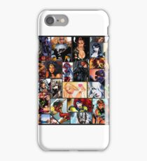 Super Heroes iPhone Case/Skin