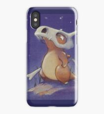 Cubone iPhone Case/Skin