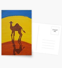 FUNKY CAMEL (OUTBACK AUSTRALIA) Postcards
