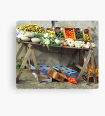 Daily Bread Canvas Print