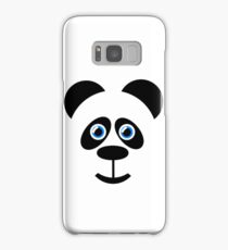 Mr. Peppy Panda! Samsung Galaxy Case/Skin