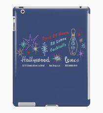 Hollywood Star Lanes (The Big Lebowski) iPad Case/Skin