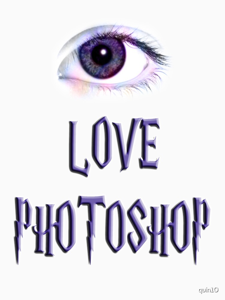Eye Love Photoshop by quin10