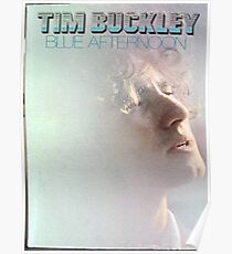 Tim Buckley, Blue Afternoon Poster