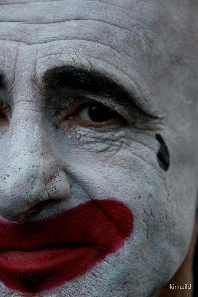 The Clown's Tear by kimwild