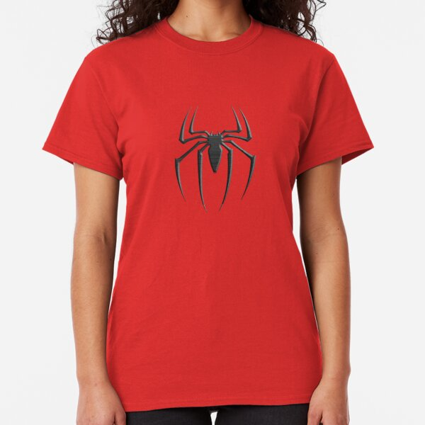 Colorful abstract Swing Spidey Image Marvel Spider-man Mens T-Shirt