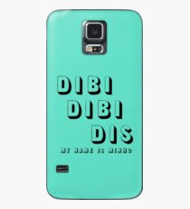 Dibibidis Case/Skin for Samsung Galaxy