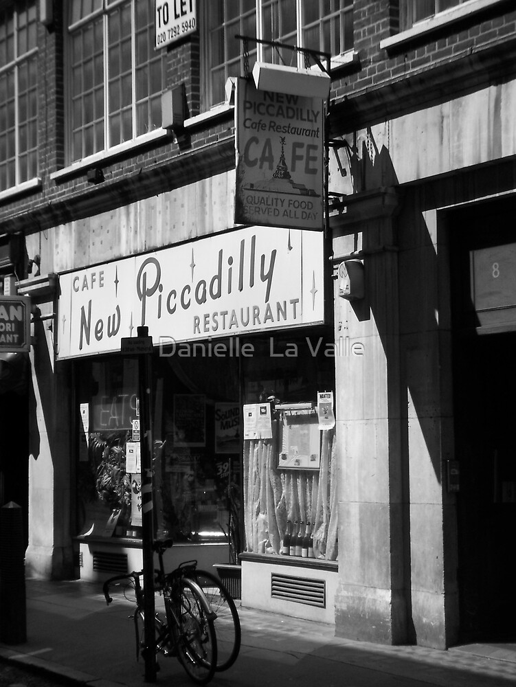 New Piccadilly Cafe by Danielle  La Valle