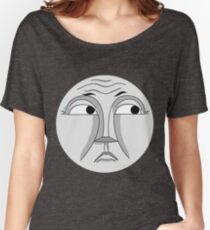 Gordon (grumpy face) Women's Relaxed Fit T-Shirt