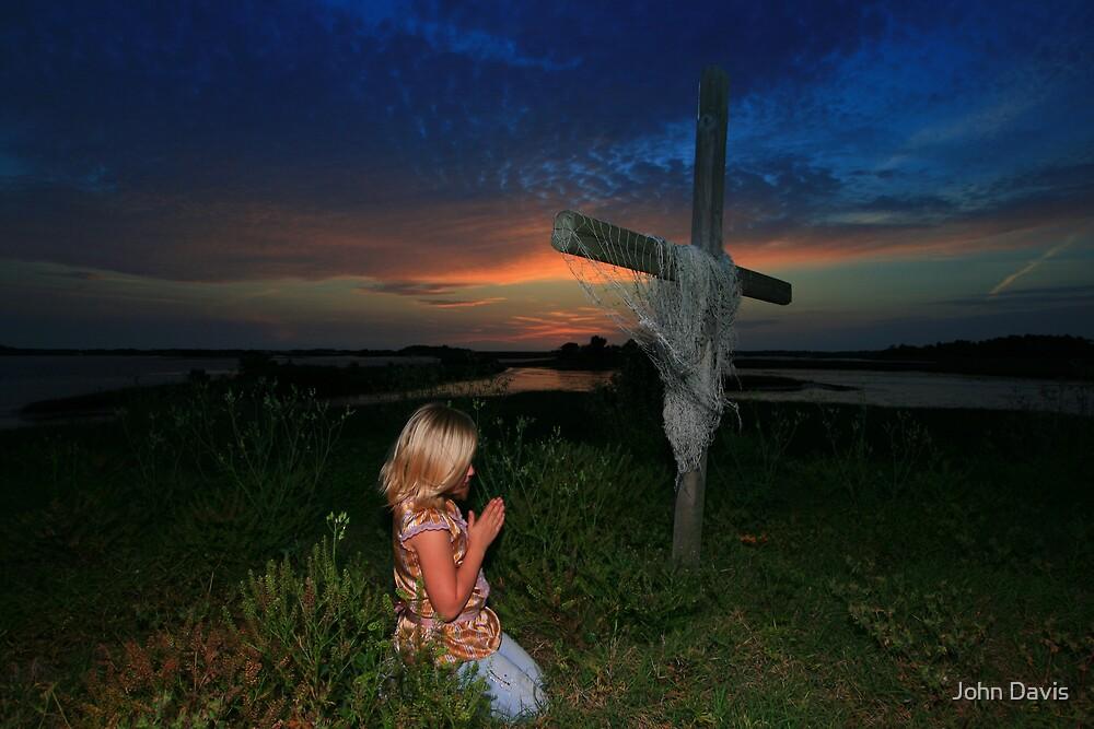 PRAY WITH ME DADDY by John Davis