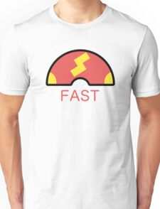 Pokémon - Fast Ball Unisex T-Shirt