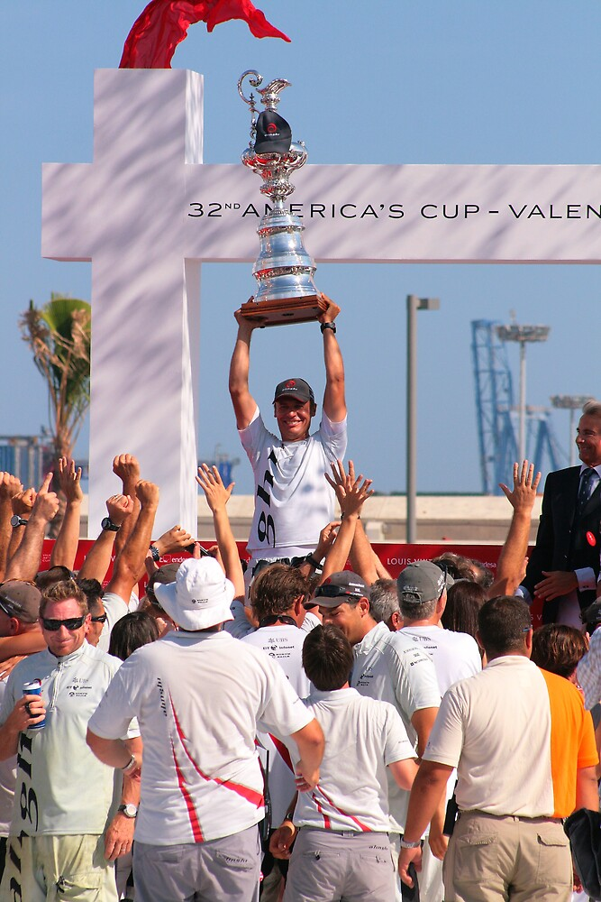 America's Cup price giving by x07wave