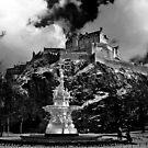 Winter Castle by Chris Clark