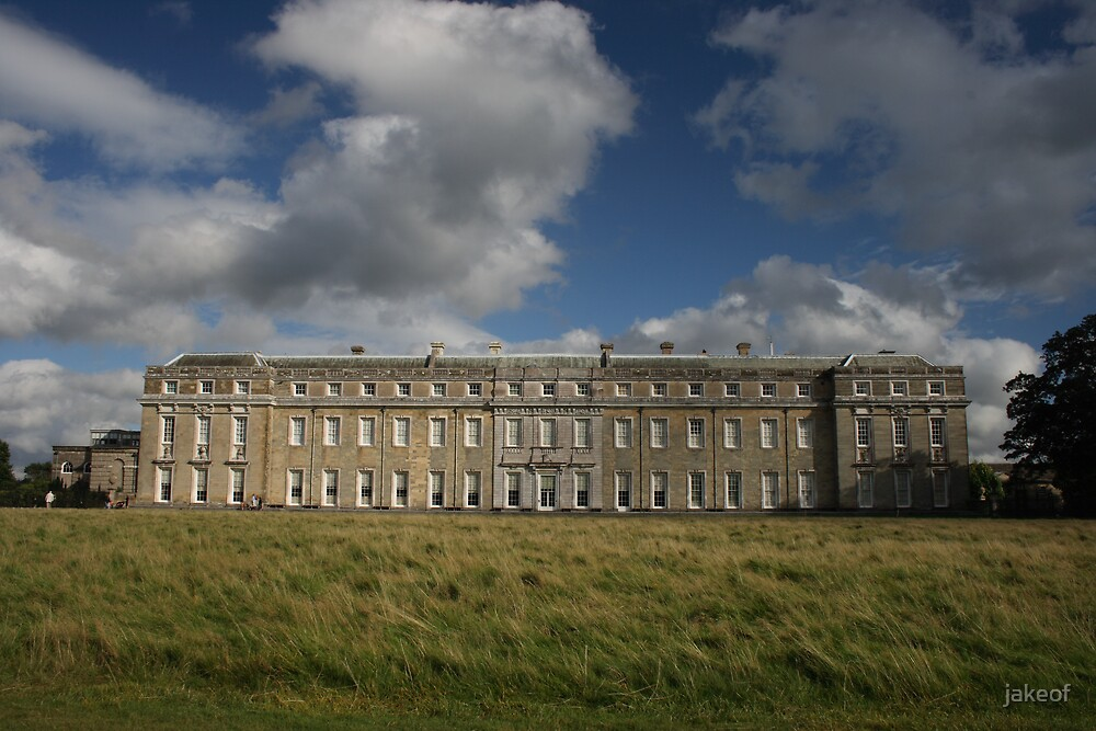 Petworth Park House by jakeof